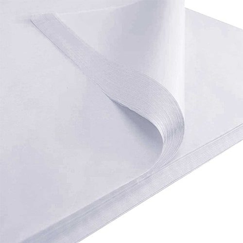 White Luxury Acid Free Tissue Paper